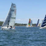 Mini transat Racing Sails