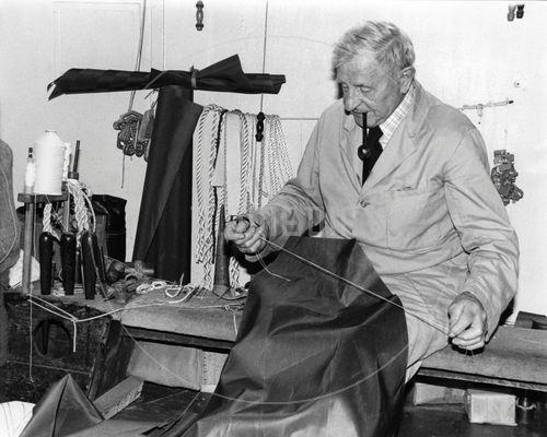 Albert Willoughby Sailmaker Penzance
