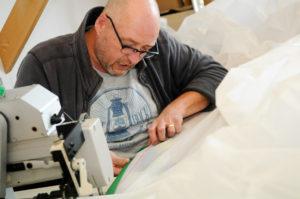 Jon Ashworth sailmaker