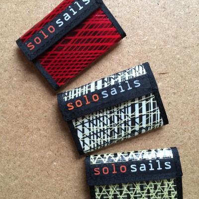Sailcloth Wallets