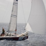 Downwind Racing Sail