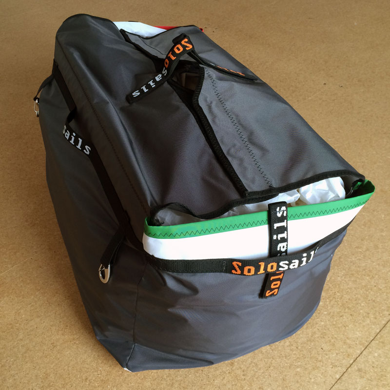 Solo Sails Spinnaker Side Launch Bag