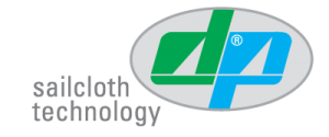 Dimension Polyant Sailcloth Logo