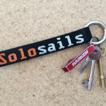 Solo Sails Key Fob