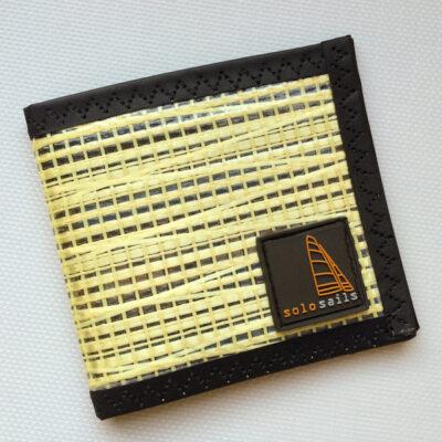 BiFold Sailcoth Wallet Kevlar Laminate