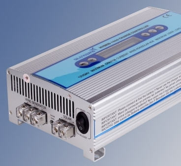 Silent Wind Charge controller