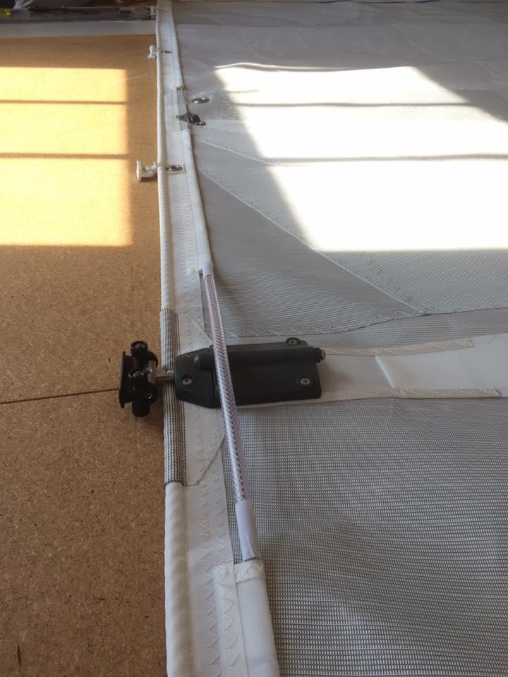 Overhead Leech-line