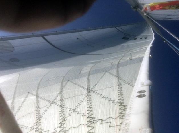 Solo Sails Pentex Headsail